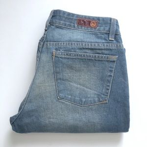 AG Adriano Goldschmied Gemini Bootcut Jeans, 27